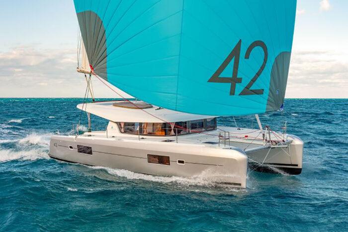 Dubrovnik round trip on sailing yacht Lagoon 42