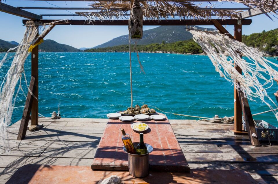 Here's what a perfect day on a sailing holiday looks like